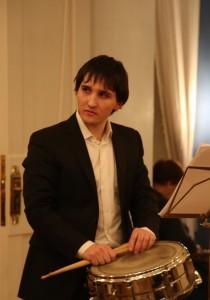 Евгений Рабчевский - ударные инструменты